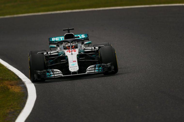 GP Ιαπωνίας FP3: Μεικτές συνθήκες αλλά και πάλι ταχύτερος ο Hamilton