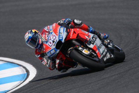 GP Ταϊλάνδης FP3: Κυρίαρχος ο Dovi, στο Q1 o Marquez