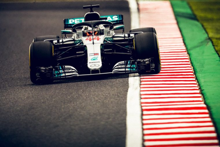 GP Ιαπωνίας QP: Στη pole o Hamilton και καταστροφή για Ferrari