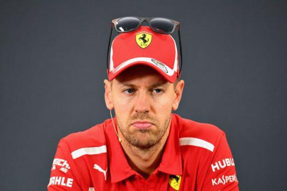 Ποινή 3 θέσεων στην εκκίνηση για τον Vettel
