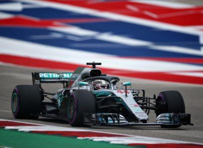 GP Η.Π.Α. QP: Στη pole o Hamilton έπειτα από εκπληκτική μάχη με τις Ferrari