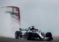 GP Η.Π.Α FP1: Ταχύτερος στη βροχή ο Hamilton