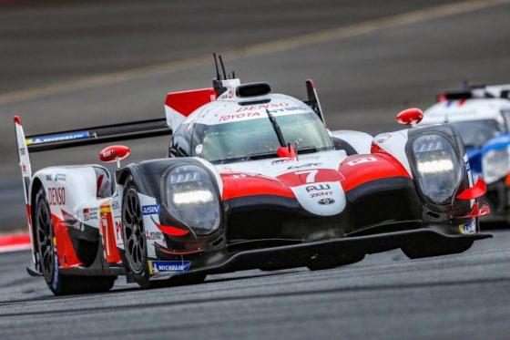 6H Fuji Race: Άνετο 1-2 για την Toyota