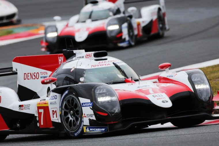 6H Fuji Race H1-3: Μπροστά η Toyota στα μισά του δρόμου