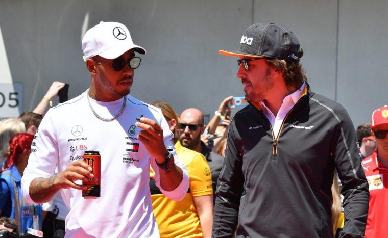 Alonso: «Ο Hamilton είχε δείξει το ταλέντο του από τη πρώτη στιγμή»