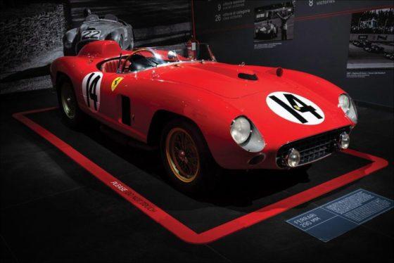 Σε δημοπρασία η σπάνια Ferrari 290 MM του 1956