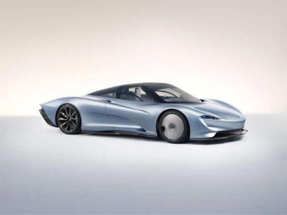 H McLaren παρουσίασε την εντυπωσιακή Speedtail