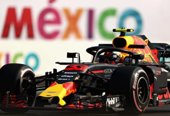 GP Μεξικού FP1: Άνετο προβάδισμα Red Bull με τις Renault να ακολουθούν