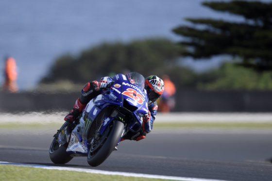 GP Αυστραλίας Race: O Vinales έσπασε τη κατάρα της Yamaha
