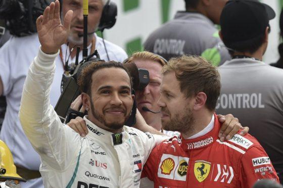 Vettel: «Ο Hamilton ήταν ο καλύτερος από τους δυο μας»