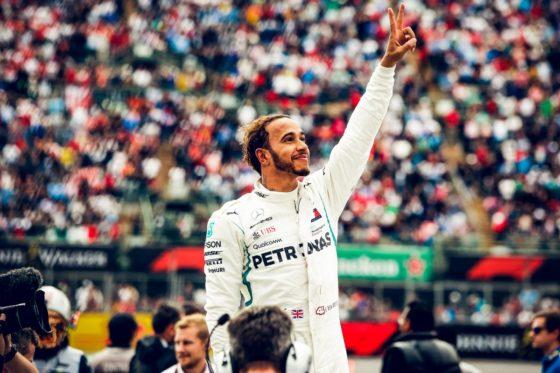 Hamilton: «Η καλύτερη χρονιά μου»