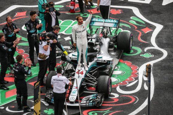 O Brawn: «O Hamilton πρέπει να θεωρείται θρύλος της F1»