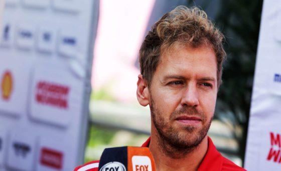 Stewart: «Πιστεύω πως ο Vettel πέρασε το απόγειο του, ενώ ο Hamilton βελτιώνεται»