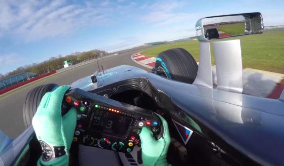 H Helmet Cam έρχεται στην F1