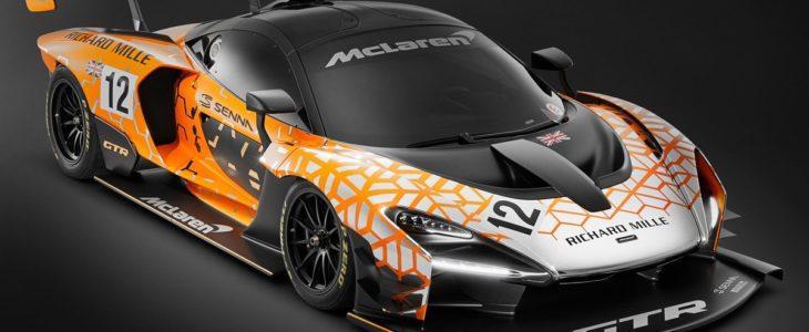 Τα εξωπραγματικά νούμερα της McLaren Senna GTR