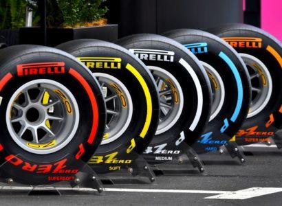Επίσημα μέχρι το 2023 η Pirelli στην F1
