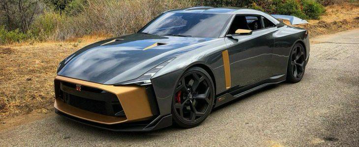 Video: Η γέννηση του Nissan GT-R50