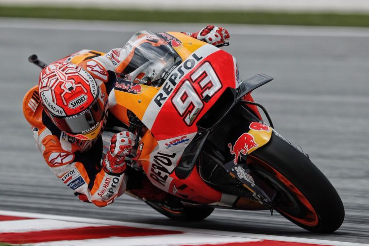 GP Μαλαισίας Race: Ο Rossi έδωσε τη νίκη στον Marquez