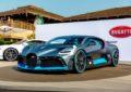 H Bugatti παρουσίασε την Divo με απόδοση 1.500 ίππων