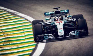 GP Βραζιλίας QP: Ο Hamilton πήρε την 100η pole της Mercedes