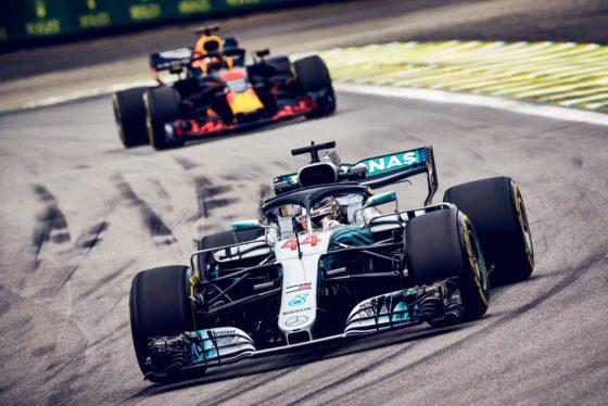 GP Βραζιλίας Race: Νίκη Hamilton και Παγκόσμια Πρωταθλήτρια η Mercedes