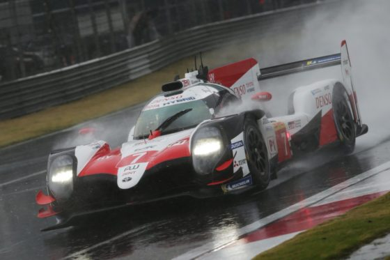 6H Shanghai Race: Αγχωτικό 1-2 της Toyota στη βροχή