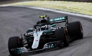 GP Βραζιλίας FP2: Μάχη Mercedes, Ferrari στα χιλιοστά και ταχύτερος ο Bottas