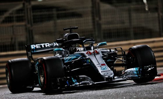 GP Άμπου Ντάμπι QP: Ασταμάτητος Hamilton με νέο ρεκόρ πίστας