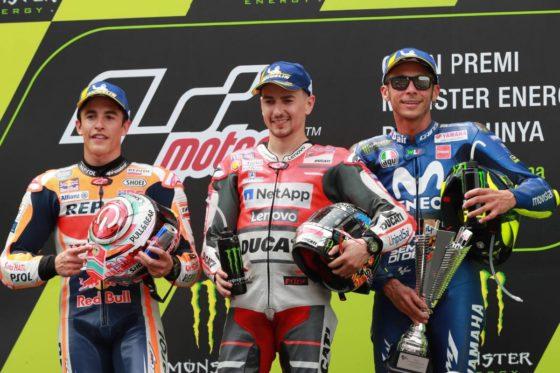 Ο Doohan μιλά για τους Marquez, Lorenzo & Rossi