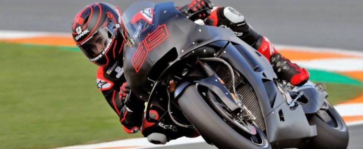 Ενθουσιασμένος με την Honda o Lorenzo
