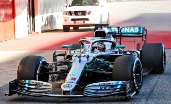 Hamilton: «Η Mercedes είχε έναν δύσκολο χειμώνα»