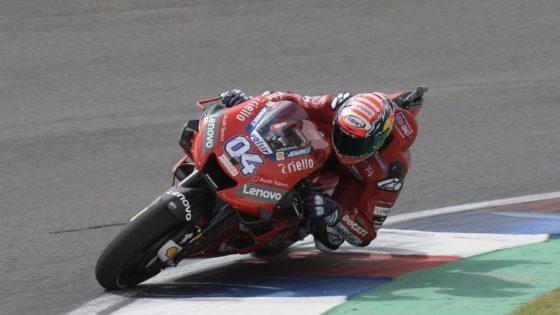 Πιο σημαντική η σταθερότητα από τη ταχύτητα για τον Dovizioso