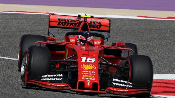 GP Μπαχρέιν FP3: Κυρίαρχη και πάλι η Ferrari με Leclerc στη κορυφή