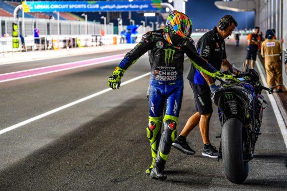 Rossi: «Στο σωστό δρόμο με μεγάλα περιθώρια βελτίωσης»