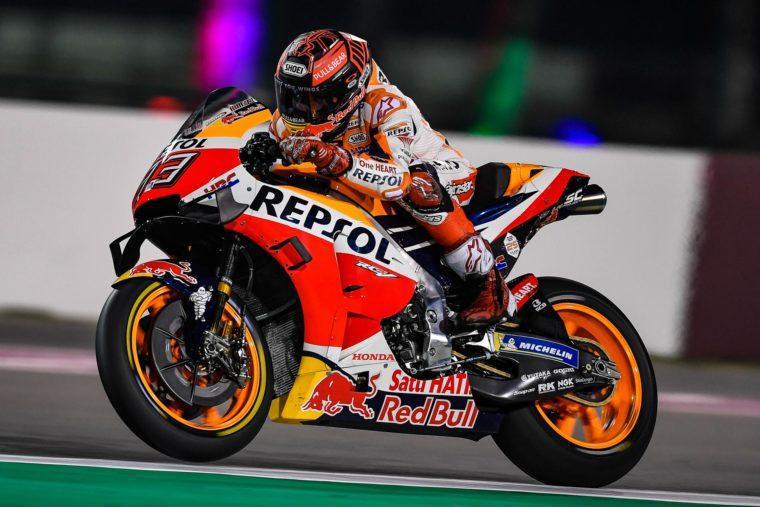 GP Κατάρ FP1&2: Ταχύτερος ο Marquez με ρεκόρ πίστας
