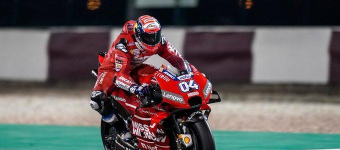 Dovizioso: «Στη μάχη για το πρωτάθλημα από το πρώτο αγώνα»
