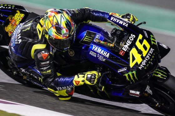 Δεν ανησυχεί η Yamaha για τη δυναμική του Rossi