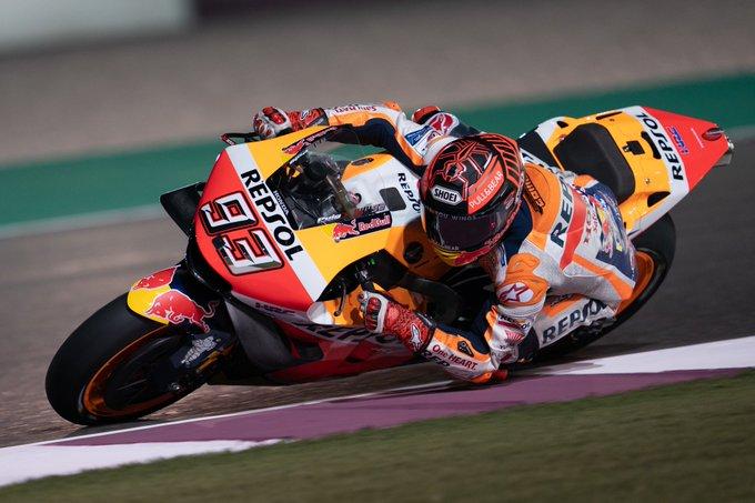 Σχεδόν στο 100% και ανυπόμονος ο Marquez για το Κατάρ