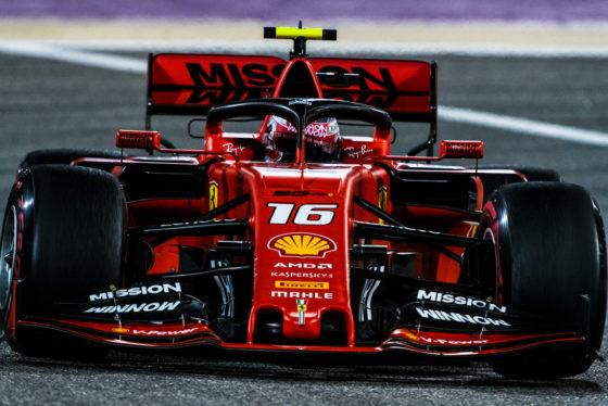 GP Μπαχρέιν QP: Στη pole o Lelcerc με ρεκόρ πίστας και 1-2 η Ferrari