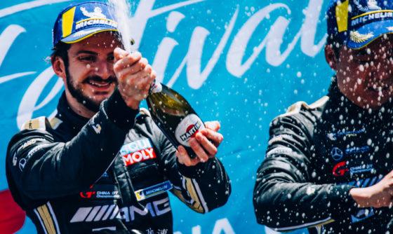 Γεμάτη η αγωνιστική χρονιά του 2019 για τον Alex Fontana