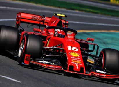 Ferrari: «Εύκολη απόφαση τα team orders στον Leclerc» +(video)