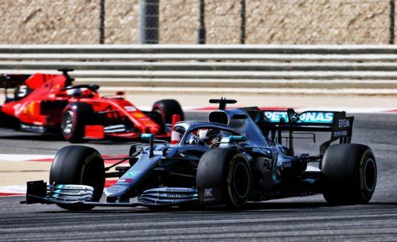 Μικρό το προβάδισμα η Ferrari έναντι της Mercedes
