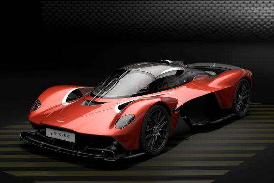 Αποκαλύφθηκε η ισχύς της μαγευτικής Aston Martin Valkyrie