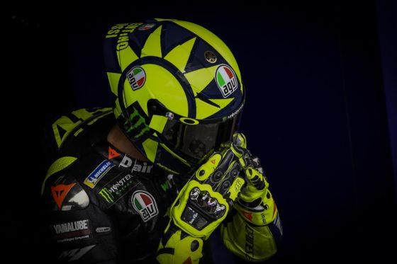 Χαρούμενος με τη 4η θέση ο Rossi