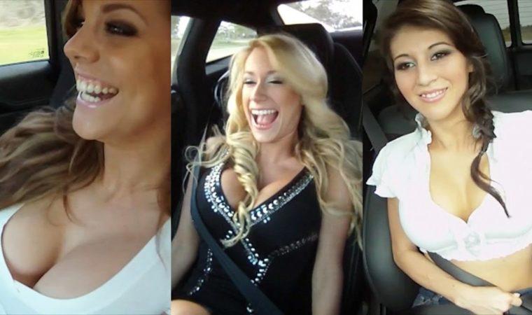 «Πλούσια» κορίτσια μπαίνουν σε γρήγορα αυτοκίνητα και βρίσκονται στο μεταίχμιο (video)
