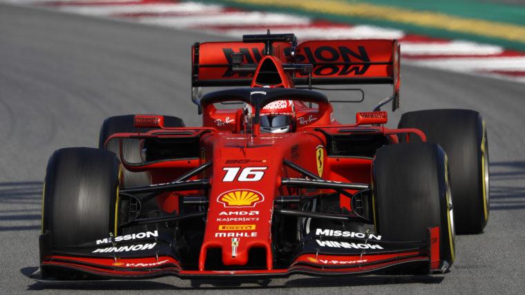 GP Αζερμπαϊτζάν FP1: Άτυπο 1-2 της Ferrari