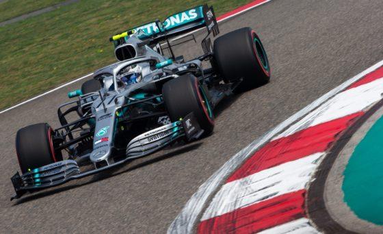 GP Κίνας FP3: O Bottas κρατά τη Mercedes στη κορυφή – Ατύχημα για Albon