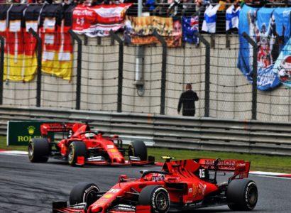 H Ferrari υπερασπίζεται την επιλογή των team orders στους οδηγούς της
