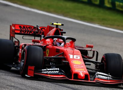 GP Αζερμπαϊτζάν FP2: Κυριαρχία Ferrari με ταχύτερο τον Leclerc