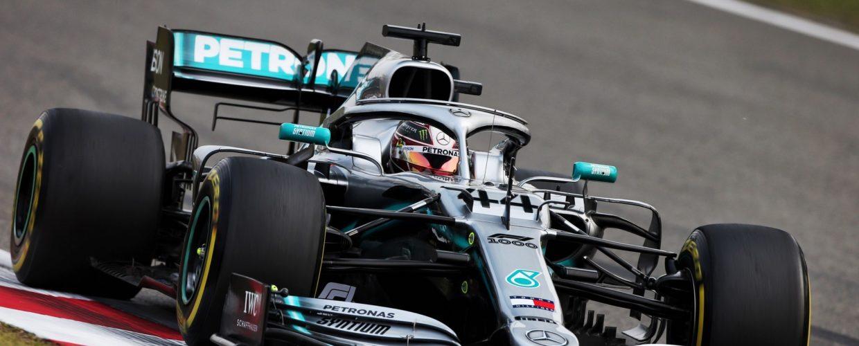 GP Κίνας Race: Απόλυτη κυριαρχία Hamilton